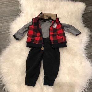 Winter outfit bundle (9 month old)